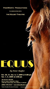 Equus by Pinnworth poster