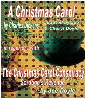 A Christmas Carol in repertory with