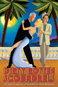 Auditions for Dirty Rotten Scoundrels