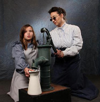 The Miracle Worker | February 1 - 10, 2013 | Kelsey Theatre | For Tickets Click or Call 609-570-3333