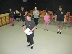 Tap Class led by Jane Coult