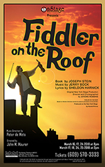 Fidder on the Roof Poster Icon